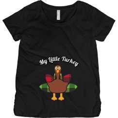 My Little Turkey Mother