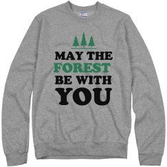 Cozy May The Forest Be With You