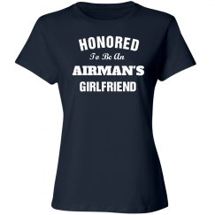 Honored to be airman's