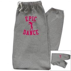 EPIC DANCE SLIM FIT JOGGERS