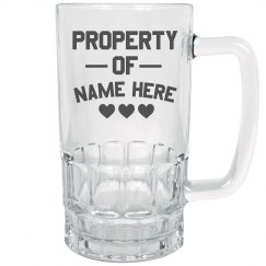 Custom Property Of Stein
