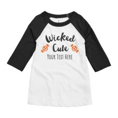 Youth Custom Wickedly Cute Tee