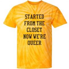 Queer As Tie-Dye