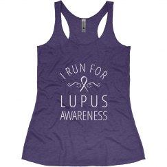 I Run For Lupus Awareness