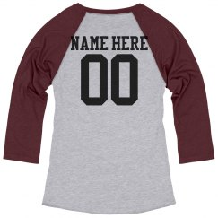 Custom Baseball Mom Jersey