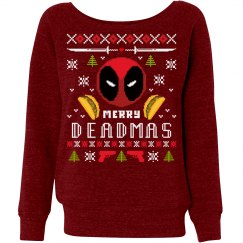 I Wish You A Merry Deadpool Xmas