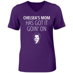 Chelsea's Mom Has Got It Goin On