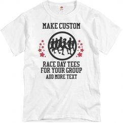 Custom 5K Group Shirts