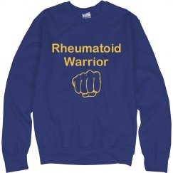 Rheumatoid Warrior Sweatshirt