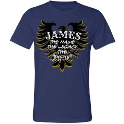 James. The Legend