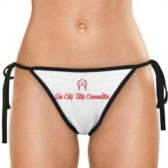 Sin City Titties bikini bottom
