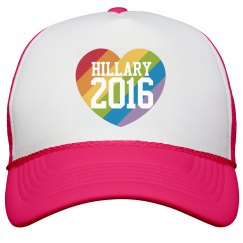 Gay Pride Hillary