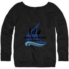 Ida Cream Sweatshirt