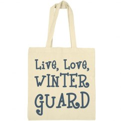 Live, Love, Winter Guard