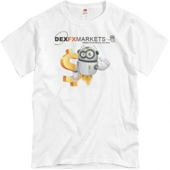 DexFx Markets T-shirt