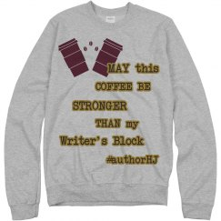 V3: Coffee/Block - Grey Sweater, H.J