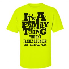 It's A Family Thing Shirt
