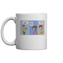 Anxiety Mug - don't worry
