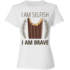 Selfish & Brave Candy Eater