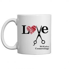 """Love"" Coffee Mug"