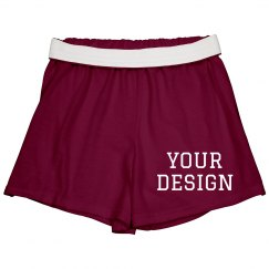 Custom Soffe Shorts For Sports