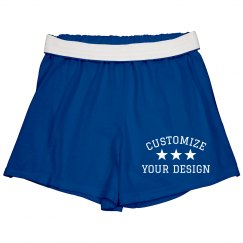 Personalized Team Soffe Shorts