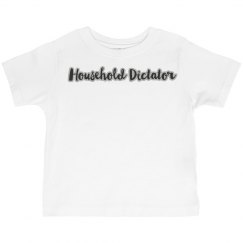 Toddler Household Dictator Pink