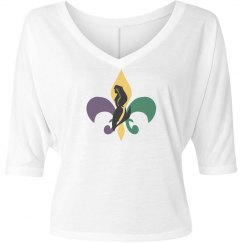 Mardi Gramermaid Shirt
