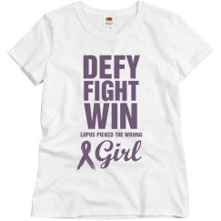 Defy Fight & Win Against Lupus