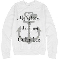 Anchored in Columbus