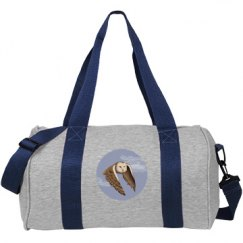 Owl at Dusk Gym Bag