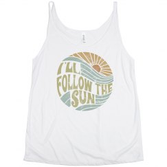 I'll Follow The Sun | Women's Tank