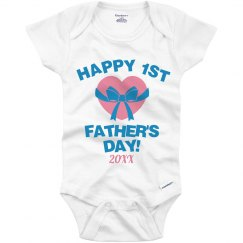 Baby's First Fathers Day