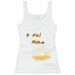 Shine On Soul Tank