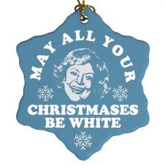 A Golden White Christmas