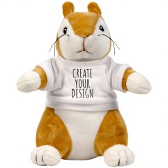 Create a Custom Stuffed Squirrel