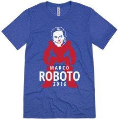 Marco Roboto Political Debate
