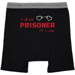 Prisoner of Love on Valentine's