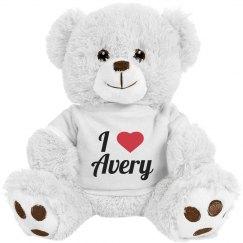 I love Averey