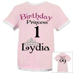 Birthday Princess Kid