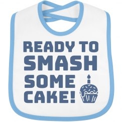 Ready To Smash Cake
