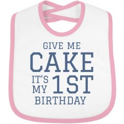 Give Me Cake