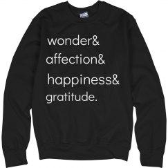 &gratitude