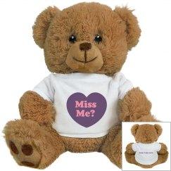 Miss Me w/ Back