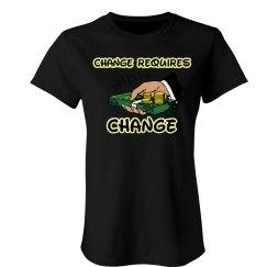 Change - Tee