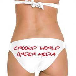 Crookid Binkini Bottom