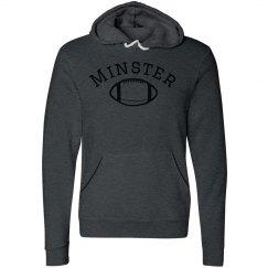 Minster football hoodie