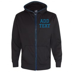 Personalized Light Up Hoodie