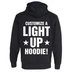 Customize A Light Up Hoodie