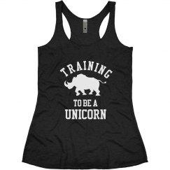 Training To Be A Unicorn